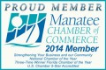 Member of the Manatee Chamber of Commerce
